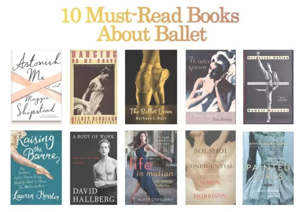 10 Must read books about ballet - Barbara L. Baer, The Ballet Lover