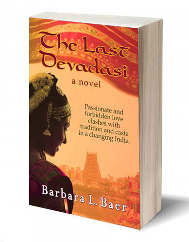The Last Devidasi by Barbara L. Baer